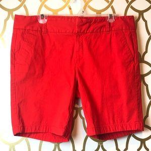 J. Crew Factory Frankie Bermuda Shorts